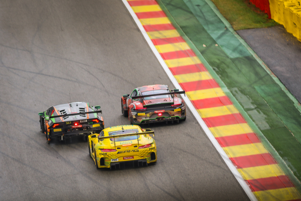 Total 24 Hours of Spa Francorchamps 2019-25