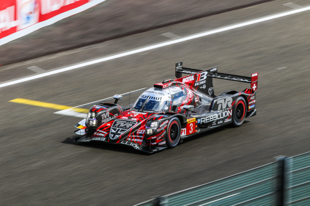 FIA WEC 2019 -- Spa Francorchamps-38