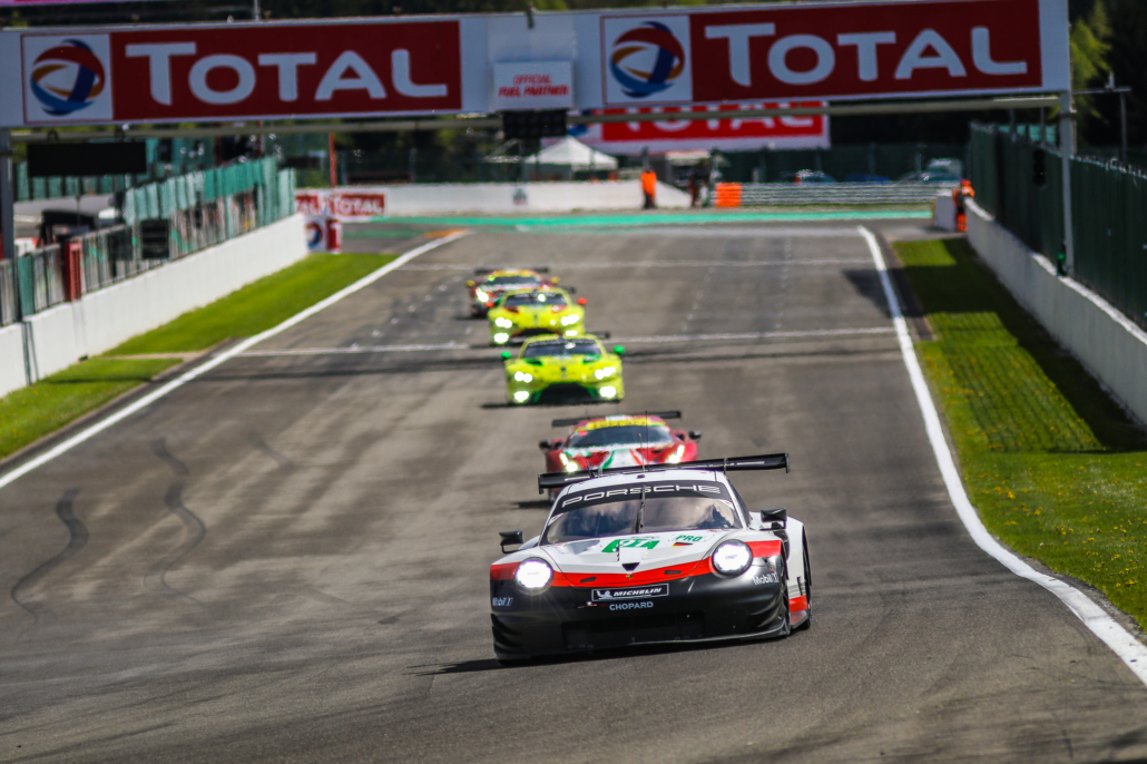 FIA WEC 2019 -- Spa Francorchamps-42